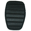 CLUTCH/BRAKE PEDAL RUBBER PAD